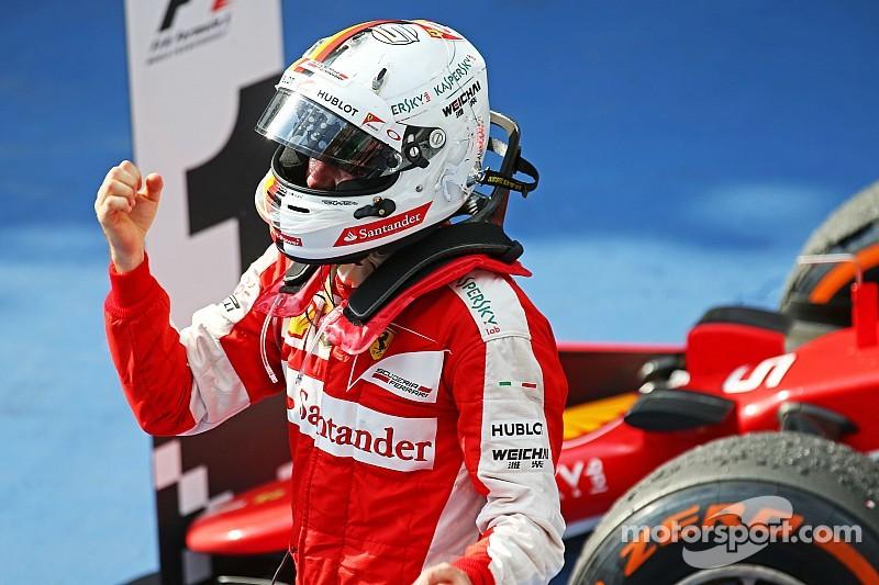 Comment Vettel et Ferrari ont-il vaincu à Sepang ?