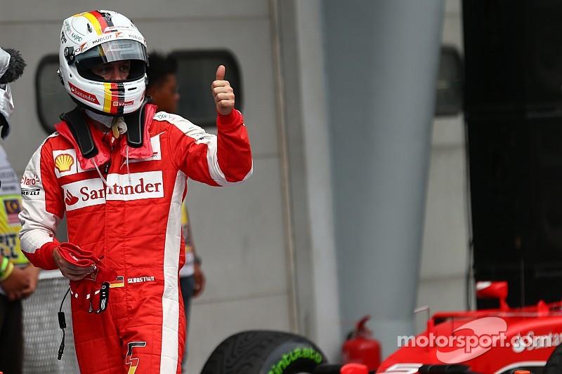 Button - La bonne situation au bon moment pour Vettel