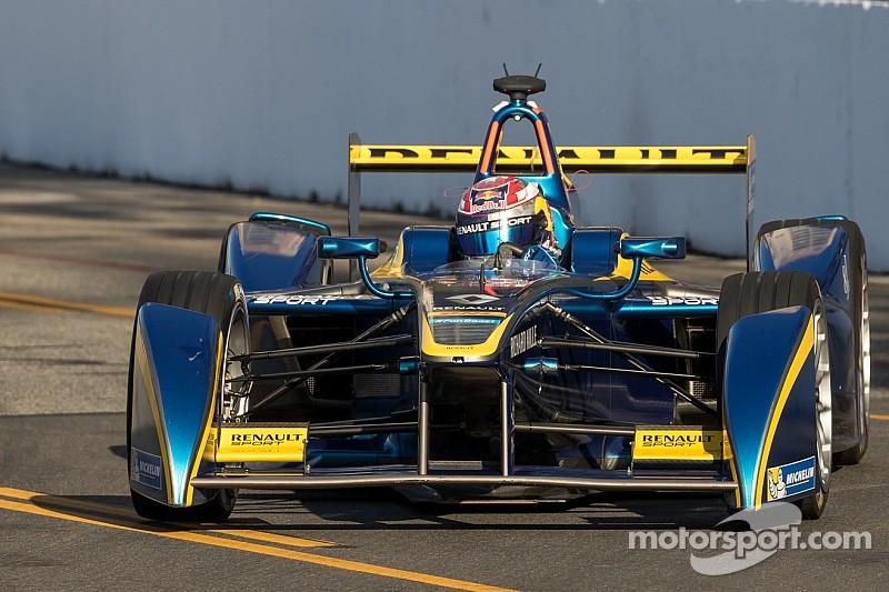 Buemi snatches Formula E pole at Long Beach
