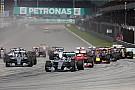 Pirelli - Les pilotes doivent redevenir les héros