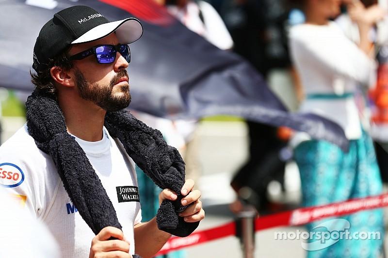 Alonso - Les progrès en Malaisie étaient très liés à la chaleur