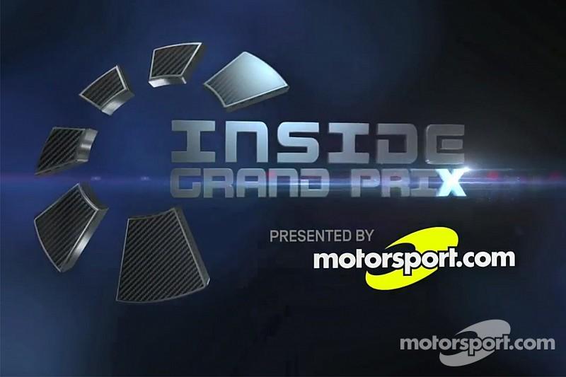 Inside Grand Prix - Votre présentation vidéo du GP de Chine en 25 minutes