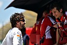 Alonso: No regrets over Ferrari exit yet