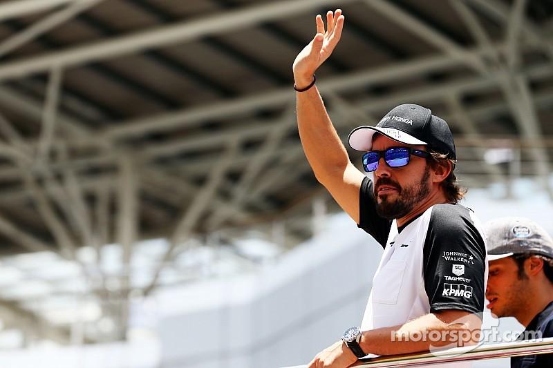 Алонсо: McLaren – моя последняя команда в Ф1