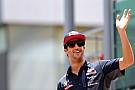 Риккардо похвалил Toro Rosso
