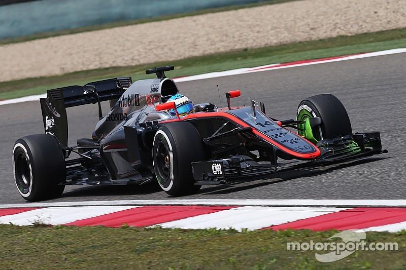 """Alonso """"impressionné"""" par la détermination de McLaren"""