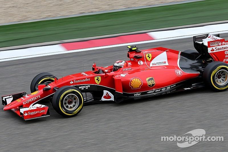 Ferrari - Pas réaliste de viser immédiatement les titres mondiaux