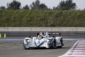 European Le Mans Practice report Greaves Gibson fastest in second ELMS session