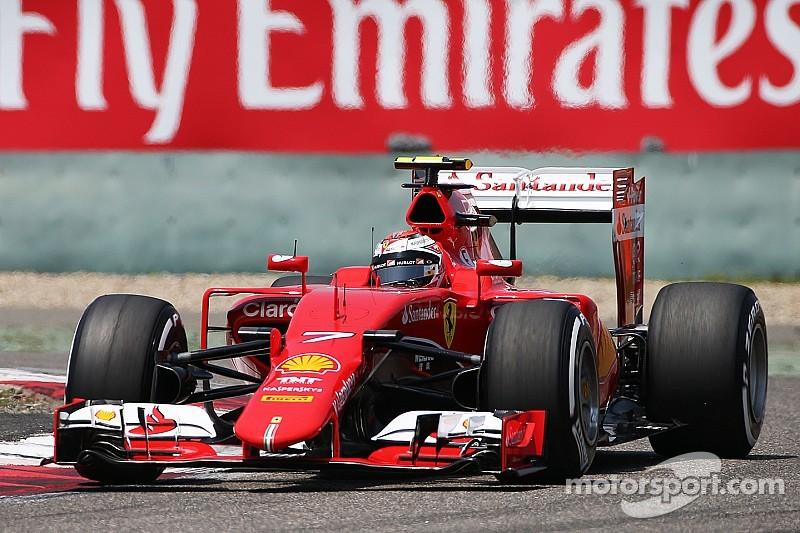 L'objectif Ferrari de deuxième ligne n'est pas atteint