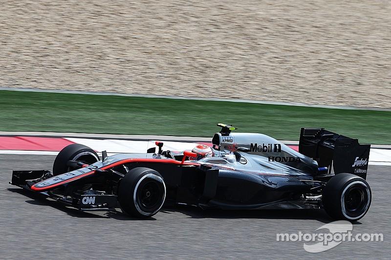 В McLaren разочарованы результатом квалификации