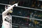 GP de Chine - Rosberg assiste au 35ème succès de Lewis Hamilton avec amertume