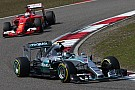 Hamilton baffled by Rosberg's claims