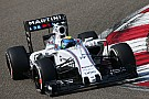 Massa finished fifth and Bottas sixth in today's Chinese GP