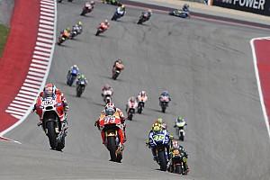 MotoGP Actualités Márquez et Rossi - Les erreurs coûtent désormais plus cher