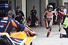 Marc Márquez utilise le troisième des cinq moteurs autorisés