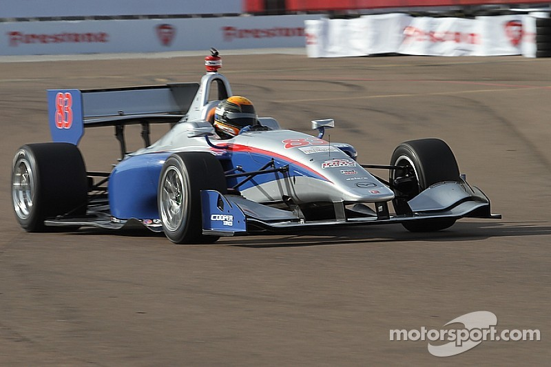 Matthew Brabham returns with Andretti for Long Beach