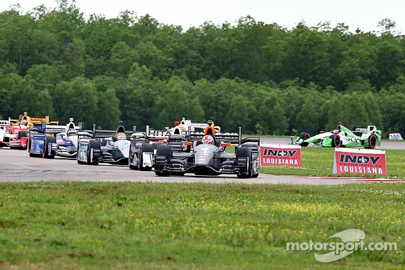 IndyCar - Le programme du Grand Prix de Long Beach