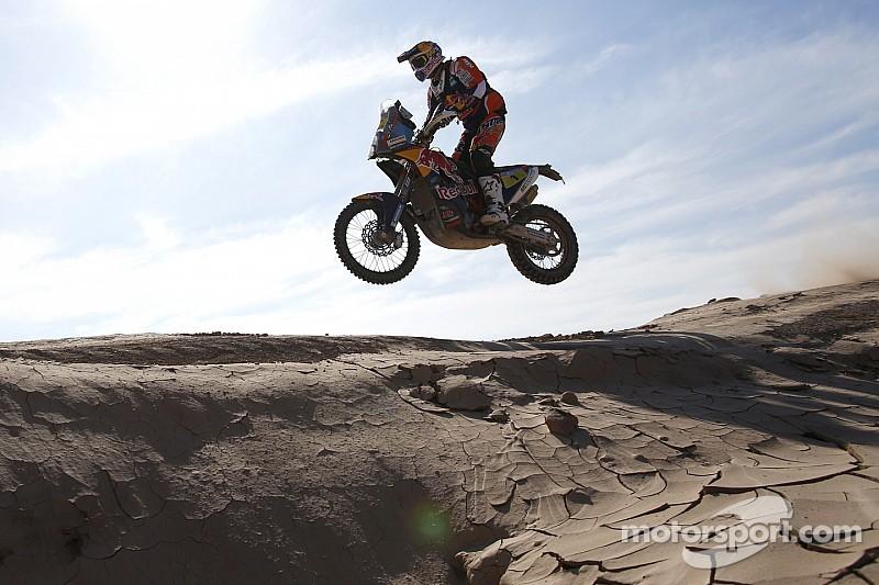Parcours 2016 - Le Dakar prendra de l'altitude