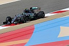 Mercedes retoma el ritmo en Baréin