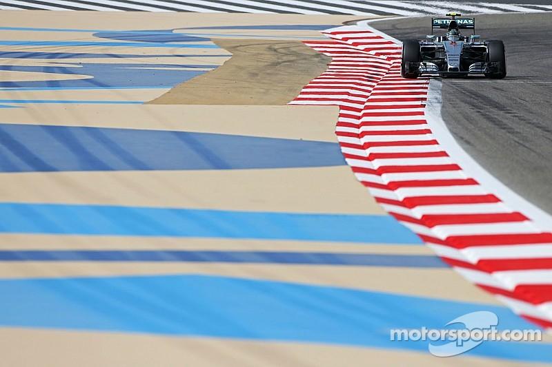 """Rosberg - """"El ritmo de los Ferrari es realmente preocupante"""""""