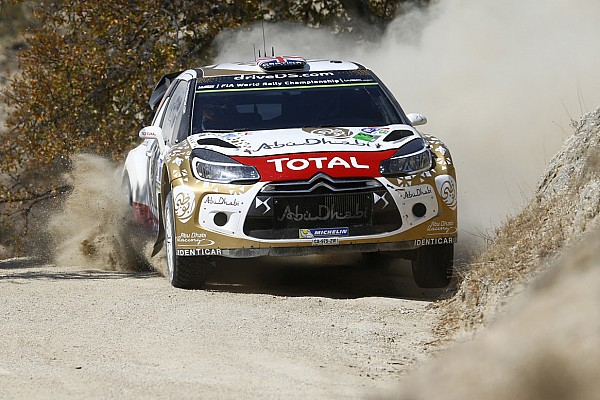 Citroën: An endurance rally in Argentina