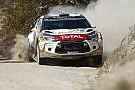 Citroën: An endurance rally in Argentina