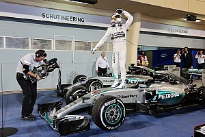 Formula 1 Race report Double podium for Mercedes in enthralling Bahrain Grand Prix