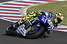 Inolvidable victoria de Rossi en Argentina