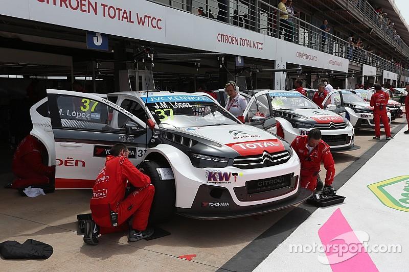 Matton - Une nouvelle page de l'histoire sportive de Citroën