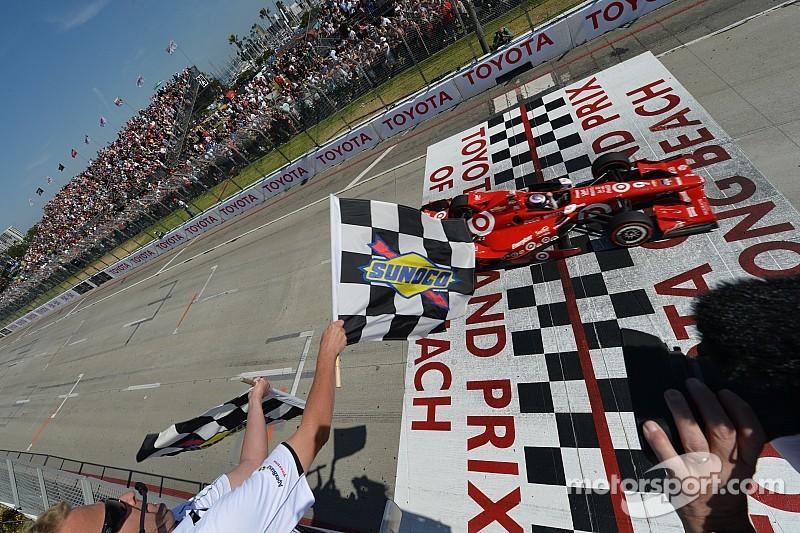 Dixon earns first Long Beach victory