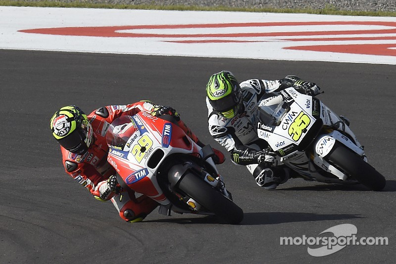 """Crutchlow - """"Battre Ducati? Non, je veux battre tout le monde"""""""