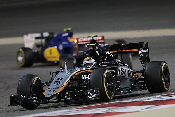 Bahrain one of my best F1 races - Perez