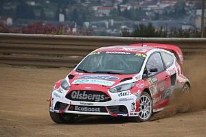 World Rallycross Résumé de qualifications Manches qualifs 1 et 2 - Bakkerud et Solberg imposent leur rythme