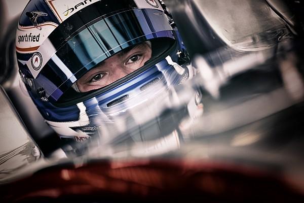 De Vries, piloto junior de McLaren, larga en pole en Aragón