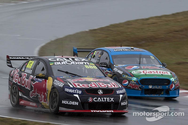 Lowndes wary of Prodrive threat