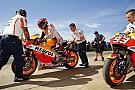 Honda s'attend à voir Márquez et Pedrosa en piste à Jerez