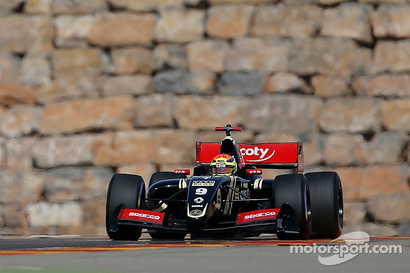 Vaxiviere buscará el título de la Fórmula Renault 3.5