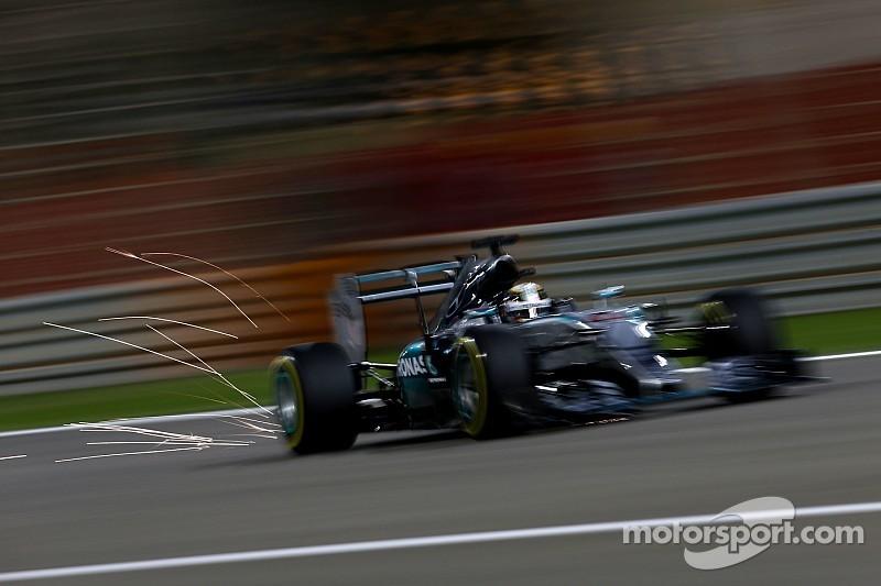 Silverstone exige une F1