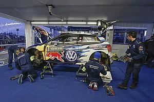 WRC Actualités Un coup d'arrêt pour Volkswagen et Ogier en Argentine
