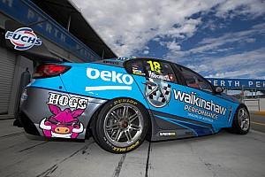 Supercars Noticias de última hora Nuevo patrocinador e imagen para Holdsworth