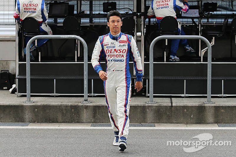 Nakajima ruled out of Spa race after crash
