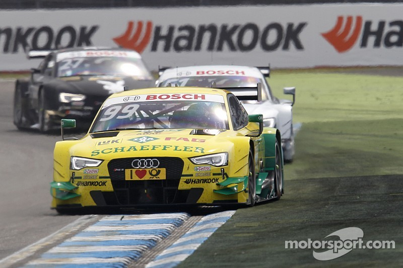 Qualifications 2 - Rockenfeller décroche la pole au bout du suspense
