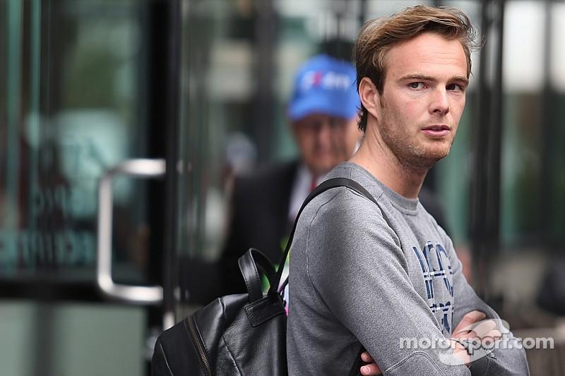 Van der Garde a eu des retours positifs après son action contre Sauber