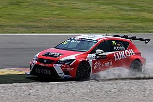 TCR Reporte de la carrera Perfecto fin de semana para SEAT