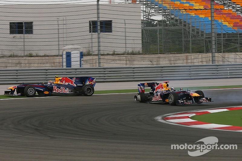 Webber - Le temps atténue les désaccords avec Vettel
