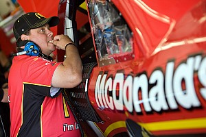 NASCAR Cup Breaking news Sam Hornish gets new crew chief in Kevin