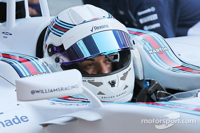 "Wolff feels ""very far away"" from F1 race drive"