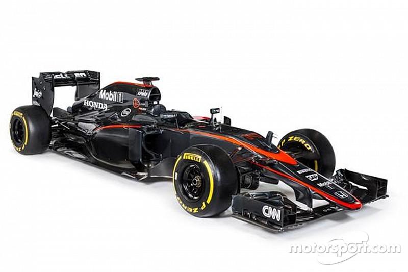 McLaren опубликовала изображения новой ливреи МР4-30