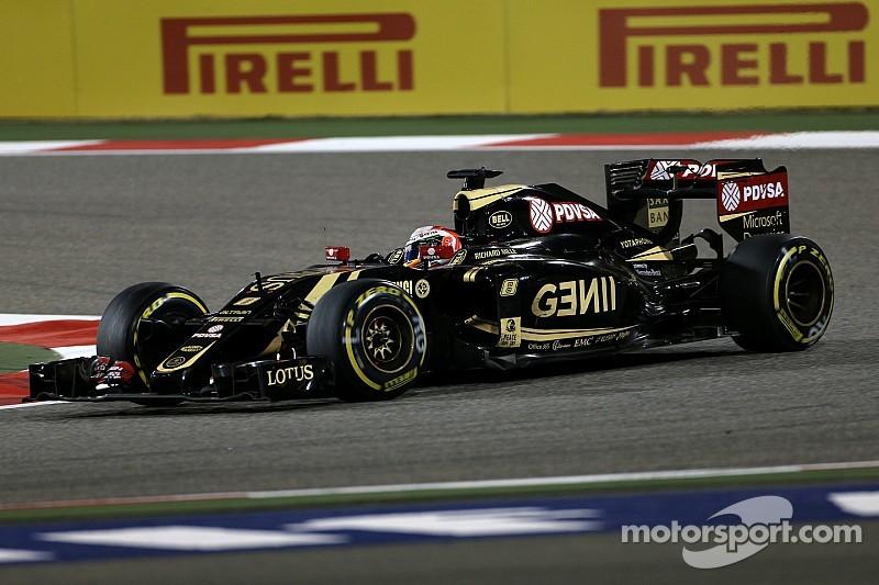 В Lotus не удалось скопировать решение Williams