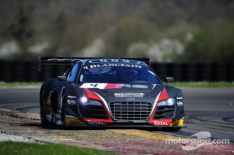 The Belgian Audi Club Team WRT seeks to confirm good start of the season at Brands Hatch